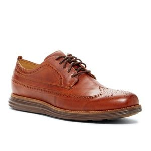 Cole Haan Original Grand Wingtip Derby Oxford